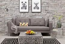 Lounge Around - Stylish, Modern & Contemporary Living room inspiration / Stylish, modern and contemporary home furniture. Stylish, modern and contemporary Inspiration and Ideas for the lounge and living areas
