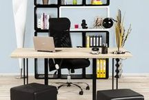 Work Work Work - Stylish, Modern & Contemporary Office Furniture / Stylish, modern and contemporary Office Furniture inspiration and ideas.
