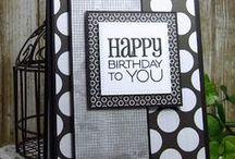 DIY - Birthday cards