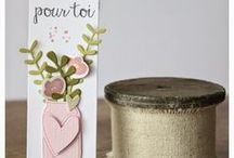 DIY - Little attention cards