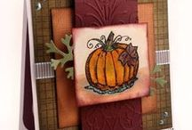 DIY - Halloween cards