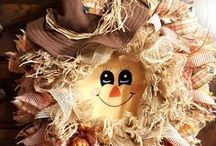 DIY - Autumn Decorations