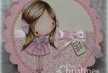 DIY - Girl cards