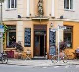 Berlin kulinarisch / Restaurants, in denen wir gegessen haben.