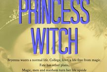 Princess Witch / Book 2 Reigh Witch Chronicles. Paranormal Romantic Comedy. http://amzn.to/2CHR2it