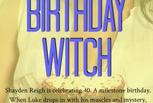 Birthday Witch / Paranormal Romantic Comedy. http://amzn.to/2BPo0R6