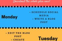 Blogging Tips & Tricks / Blogging tips, tricks and more