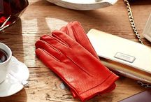 Luxury Ladies Gloves / ANTORINI, www.antorini.com
