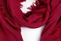 Luxury Cashmere & Wool Scarves / ANTORINI, www.antorini.com
