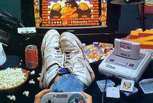 Video Games  / La mejor infancia, los mejores juegos y consolas :')
