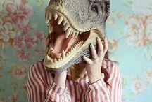 Dinosaur ✨ / Los primeros seres en pisar la tierra