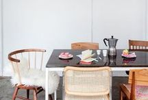 ID : dining spaces & style / kitchens & dining rooms : inspiration, style, solutions