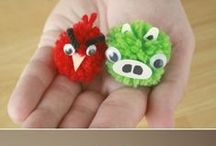 Crafts For Kids / Fun and easy craft projects for kids.