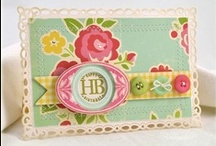 Cards and paper--all occasion / I enjoy making homemade cards.  I hope they encourage others. / by Cherie DeRose