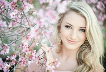 Photography: High School Seniors / I am constantly inspired by the creative talents of others.