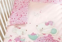 Baby Girl Nursery / Isabelle's Space