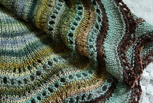 Yarny Inspiration / Beautiful and inspiring photos of yarn and finished objects / by Robyn Rubins