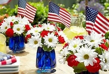 4th of July & Memorial Day  / by Barbara Phillips