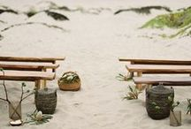 Eco Inspired Weddings / Natural and eco friendly wedding decor, looks, and gifts