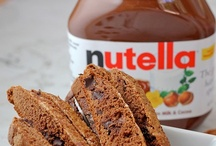 Everything Nutella... / by Barbara Phillips