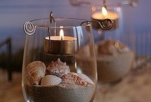 Candles & Centerpieces / by Barbara Phillips