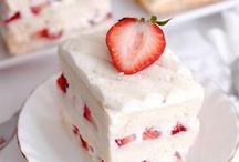 Recipes - Cake  & Muffins / by Sherry Zhen