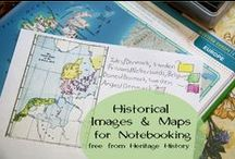 Homeschool ~ History / Fun ideas for teaching history.  Hands on projects, unit studies, and living books.