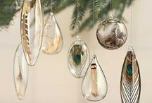 The Most Wonderful Time / The beauty of the holidays and holiday decor!