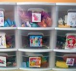 organize The Little / Organizing for kids at home and school