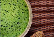 . GREEN . TEA . / by Karin Khoo