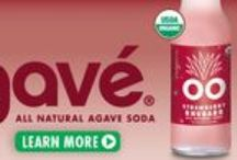 Oogave Organic Sodas