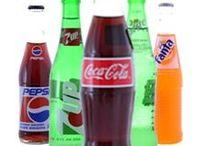 Mexican Sodas / Mexican Sodas made with Cane Sugar!