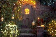 Outdoor Garden Lighting