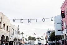 places to go : LA & SD