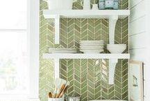 [client] a mod-cottage kitchen / Kitchen Renovation