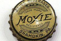 Moxie Elixir Soda / Moxie Original Elixir Soda is the authentic Moxie flavor since 1884