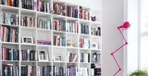 Bibliophile / Books, library, bookshelves