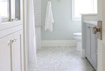 [client] a family of four shared bath / hall bath renovation