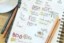 organize myself : planner goodies / planners, planning, calendars, tasks, to-do lists, time organization