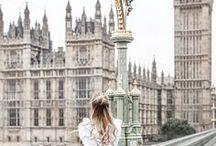 places I love : London