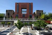 """Conference Venue - Outside / University """"Milano Bicocca"""" is the host of the 7th edition of the Drupal Developer Days"""