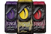 "Venom Energy Drinks / Venom Energy drinks have an ""instant bite""!"