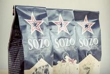 """SOZO Coffee Roasting / Sozo Coffee Roasters buy direct trade coffee beans and are on a mission of """"saving good people from bad coffee."""""""
