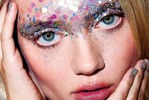 Editorial Beauty / Editorial, couture makeup, hair, beauty