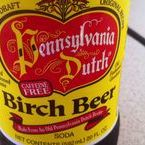 Birch Beer Sodas / Birch beer uses a similar process to root beer or sarsaparilla. Traditionally, though it's made from the bark of the birch tree.