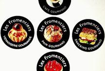 BOULANGERIE SALON DE THE LES FROMENTIERS PUTEAUX / BAKERY AND COFFEE SHOP LES FROMENTIERS PUTEAUX / Présentation de la boulangerie Les Fromentiers Puteaux