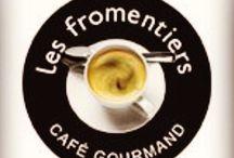 BOISSONS CAFE THE LES FROMENTIERS PUTEAUX - DRINKS COFFEE TEA LES FROMENTIERS PUTEAUX