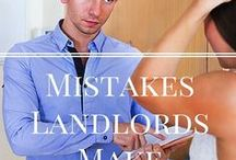 Rental Property Management / rental property management, being a landlord, dealing with tenants, property management