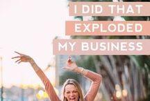 Entrepreneur + Business