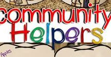 Communities & Community Helpers / Things to learn/do around Community Helpers
